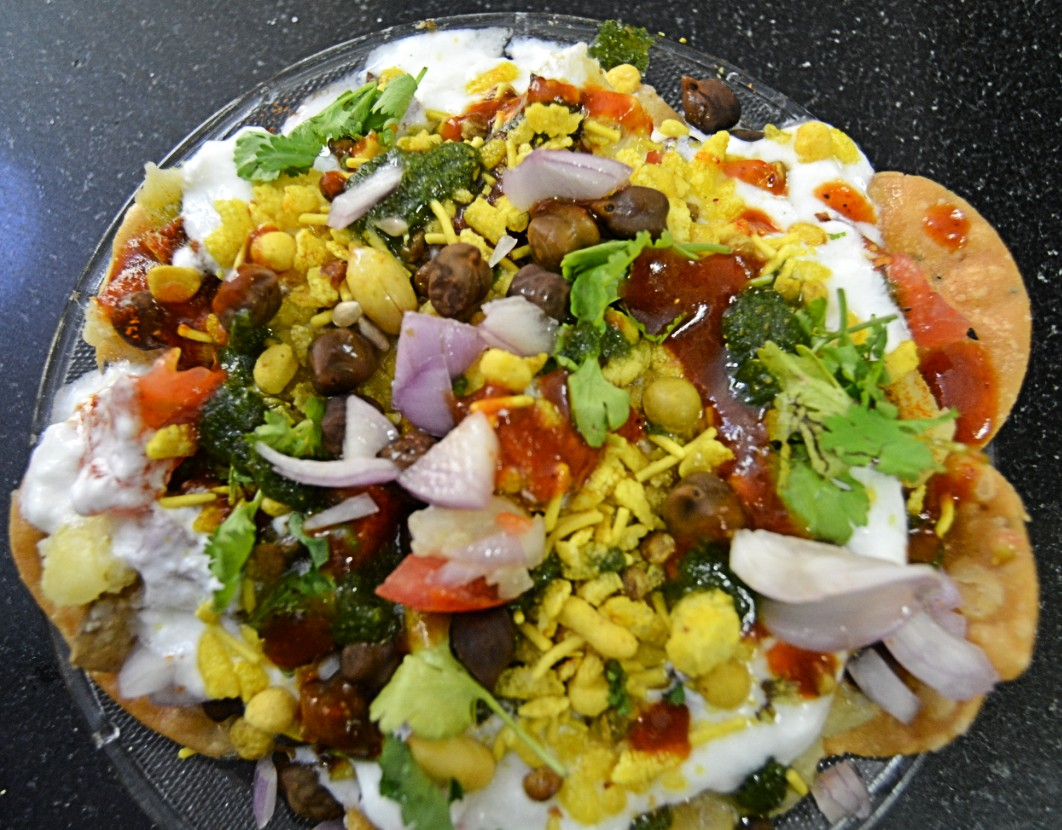 dahi papdi chaat recipe
